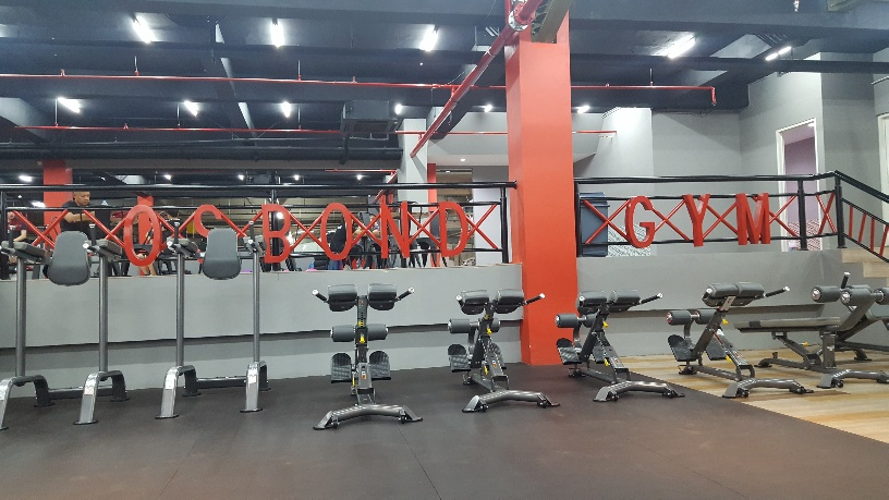 Osbond Gym at Mega Bekasi